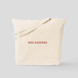 Red Raiders-Max red 400 Tote Bag