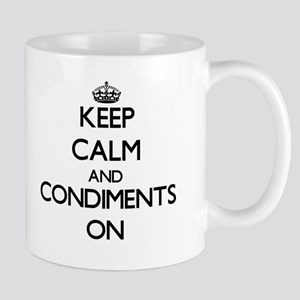 Keep Calm and Condescending ON Mugs