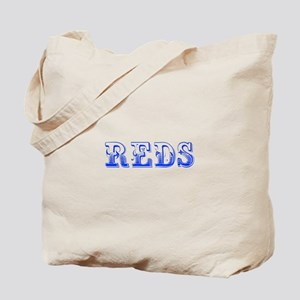 Reds-Max blue 400 Tote Bag