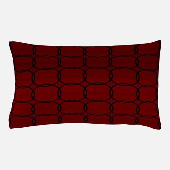 Nantucket Red Pillow Case