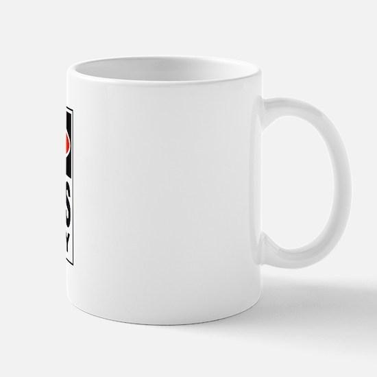 Warning Lithuanians Make Me Horny Mug