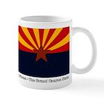 Arizona Flag Mug