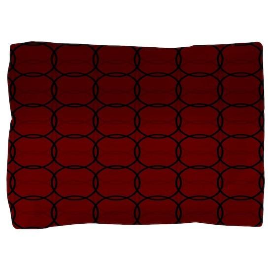 Nantucket Red Pillow Sham