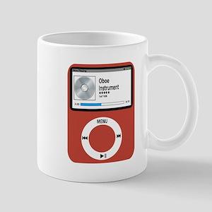 Ipad Oboe 11 oz Ceramic Mug
