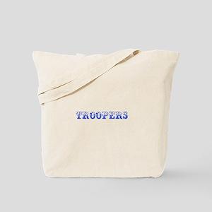 Troopers-Max blue 400 Tote Bag