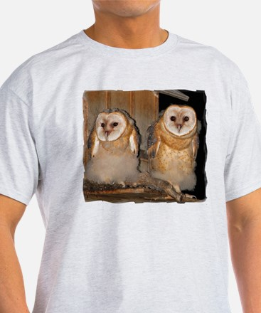 Unique The owl box T-Shirt