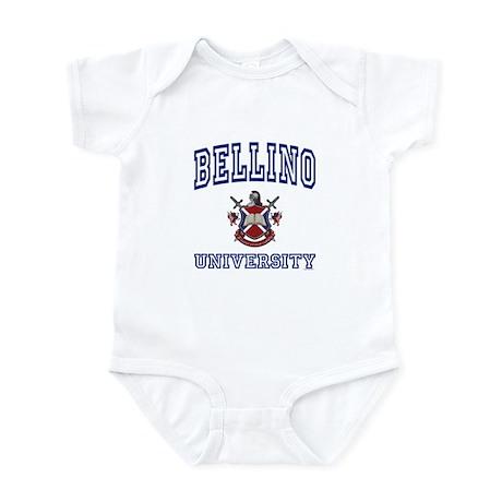 BELLINO University Infant Bodysuit