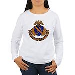 USS JOSEPHUS DANIELS Women's Long Sleeve T-Shirt
