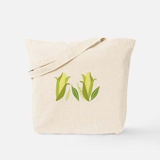 Ears Of Corn Tote Bag