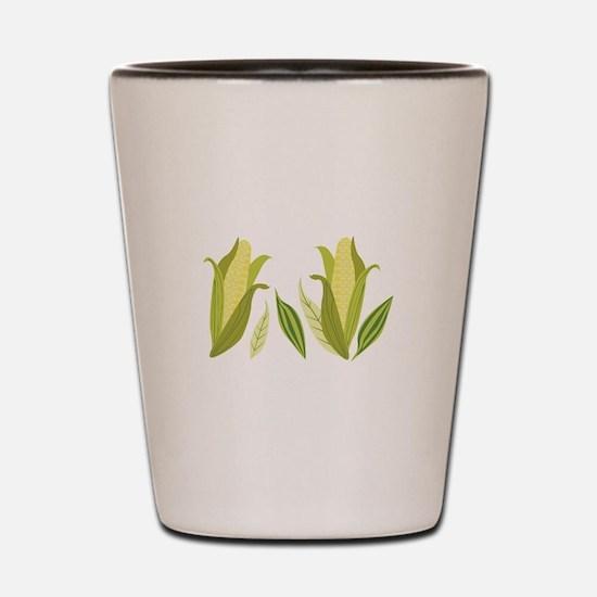 Ears Of Corn Shot Glass