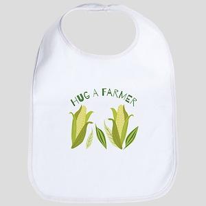 Hug A Farmer Bib
