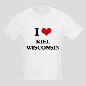 I love Kiel Wisconsin T-Shirt