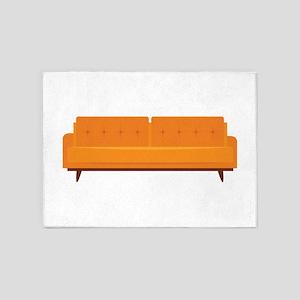 Sofa 5'x7'Area Rug