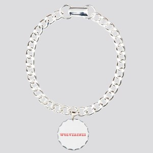 Wolverines-Max red 400 Bracelet