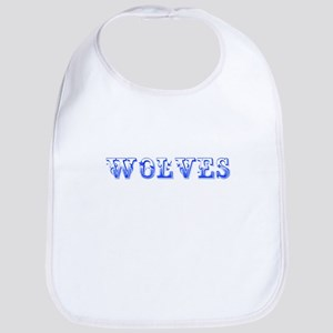 Wolves-Max blue 400 Bib