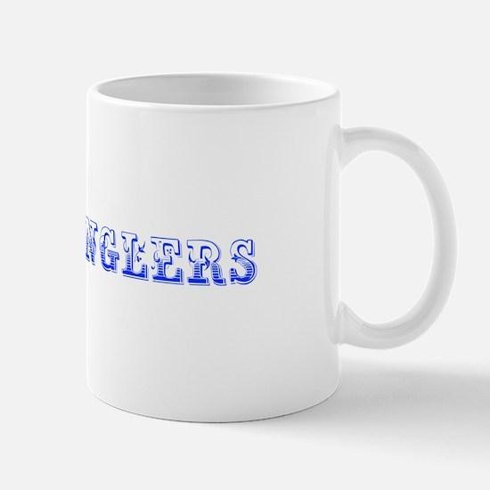 Wranglers-Max blue 400 Mugs