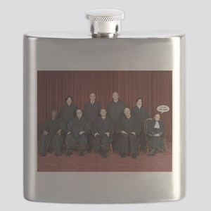 I'm Not With Them Flask