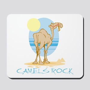 Camels Rock Mousepad