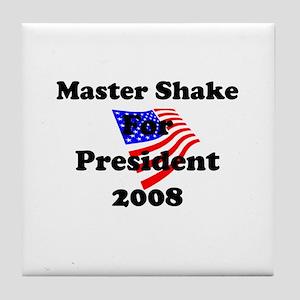 Vote for Master Shake Tile Coaster