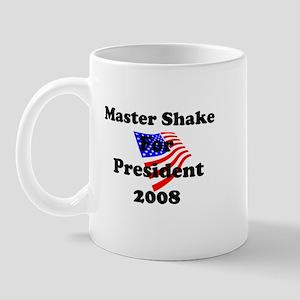 Vote for Master Shake Mug