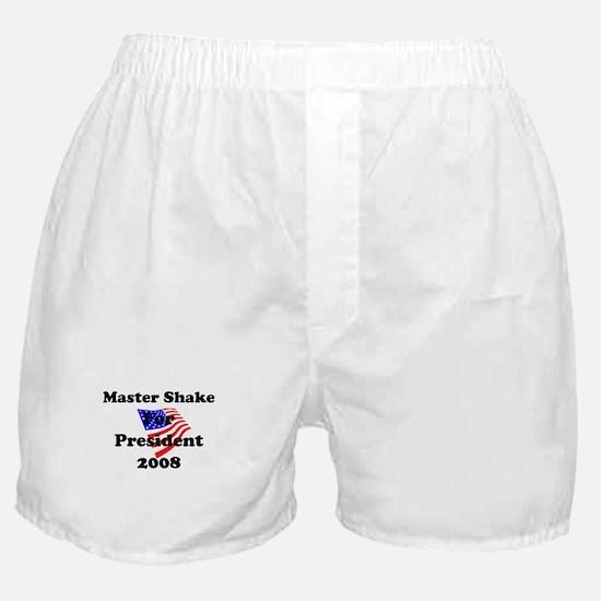 Vote for Master Shake Boxer Shorts