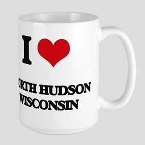 I love North Hudson Wisconsin Mugs