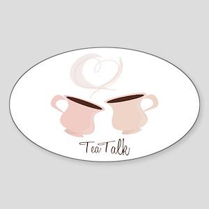 Tea Talk Sticker