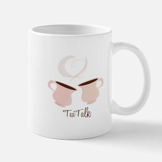 Tea Talk Mugs