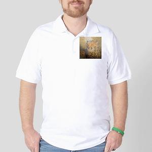 "Magic Animals ""CHEETAH"" Golf Shirt"
