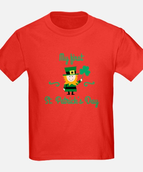 My First St. Patrick's Day T