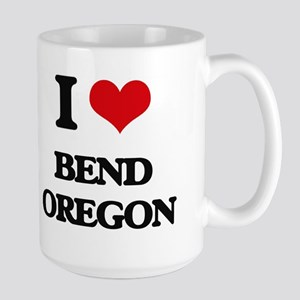 I love Bend Oregon Mugs