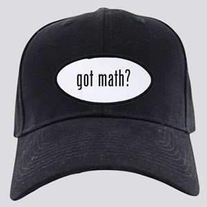 got math? Black Cap