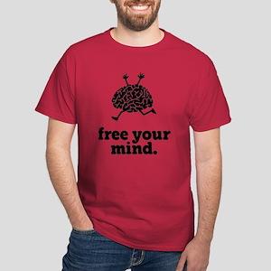 Free Your Mind Dark T-Shirt