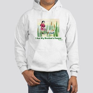 Brother's Keeper Passover Hooded Sweatshirt