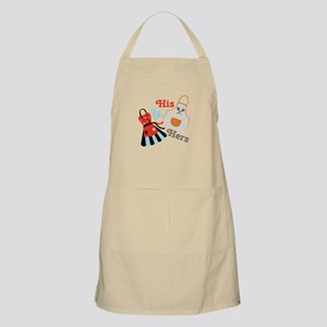 His & Hers Apron