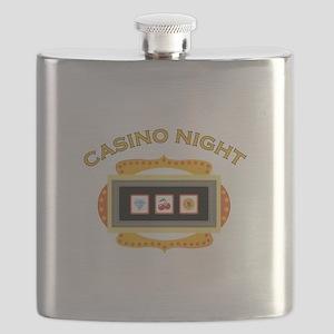 Casino Night Flask