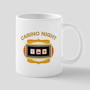 Casino Night Mugs
