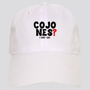 COJONES - I GOT EM! Cap