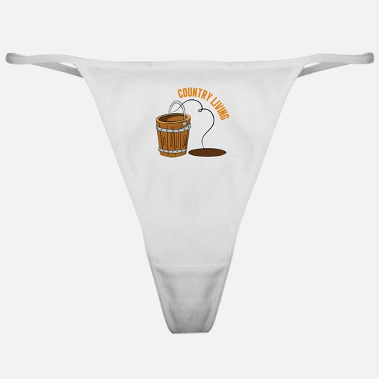 Country Living Classic Thong