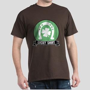 Lucky Shirt Dark T-Shirt