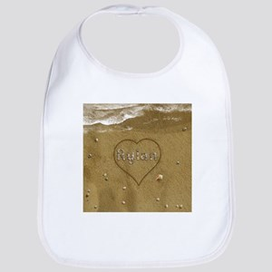 Rylan Beach Love Bib
