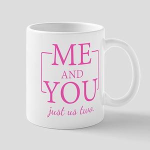 SATC: Me and You Mugs