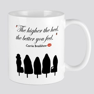 SATC: High Heels Mugs