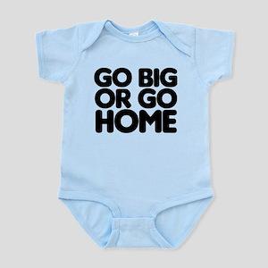 Go Big Infant Bodysuit