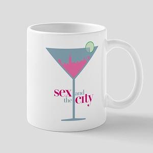 Sex and the City Martini Mugs