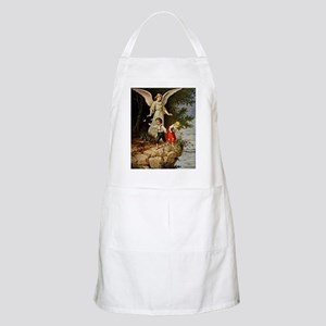 Holy Guardian Angel Apron