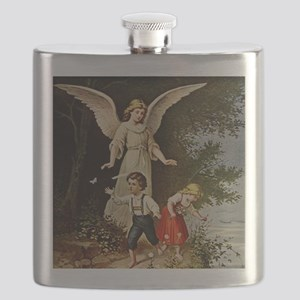 Holy Guardian Angel Flask