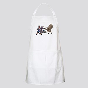 Clowns and Bull-2 without Text Apron