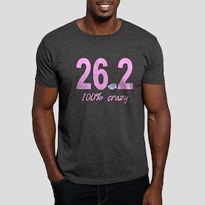 26.2 100% Crazy Dark T-Shirt