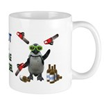DangerPenguin Small Mug